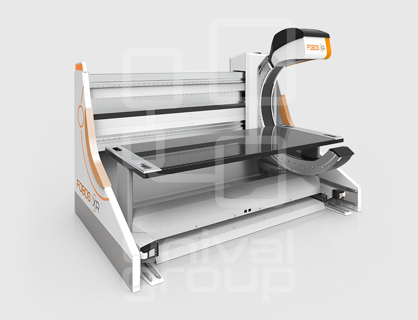 FOBOS XR - WITH MOVABLE TABLE