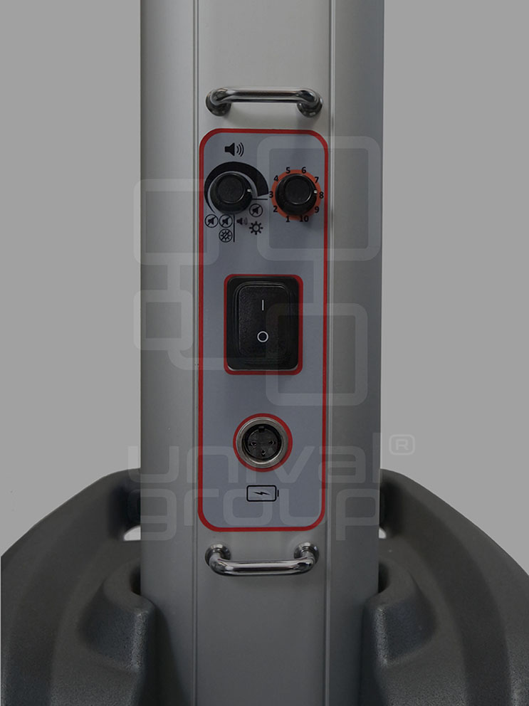 uniSCAN® FMD PLUS | FERRO-MAGNETIC METAL DETECTOR