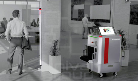 BV 5030CA   MOBILE X-RAY SCANNER