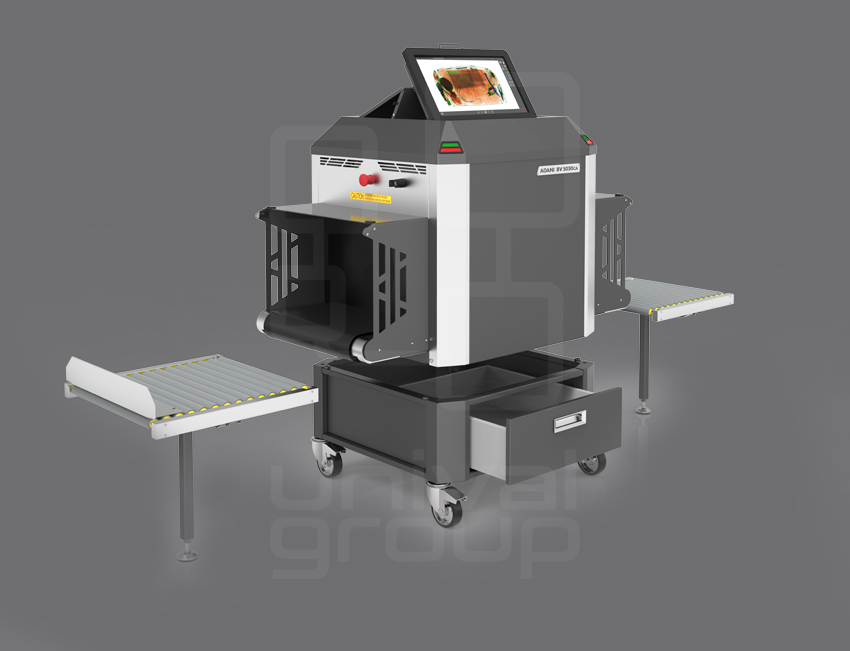 BV 5030CA | MOBILE & COMPACT X-RAY INSPECTION SYSTEM