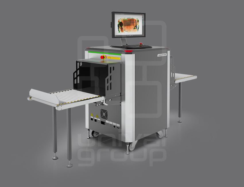 BV 5030 | COMPACT BAGGAGE X-RAY SCANNER