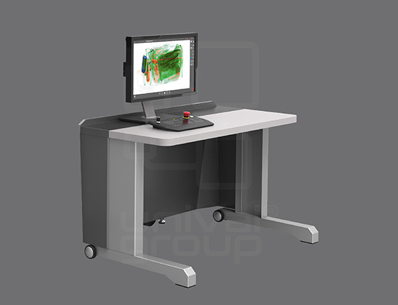 BV 5030 | COMPACT BAGGAGE X-RAY SCANNER | OPERATOR DESK