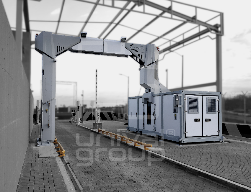 DTP 7500LV | CARGO SCANNER