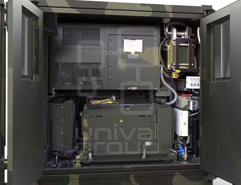 DTP 200R | TECHNICAL COMPARTMENT