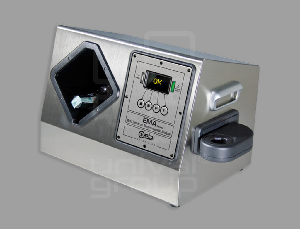 LIQUID EXPLOSIVES DETECTION SYSTEM (LEDS)