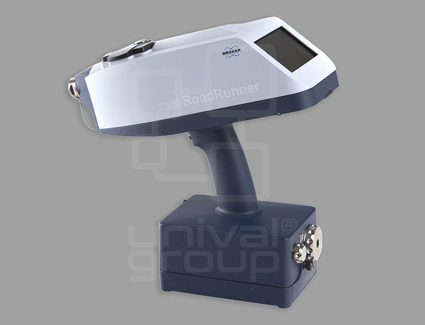 DTP 320DV | DUAL-VIEW OCCUPIED VEHICLE SCANNER | BRUKER ROADRUNNER | HANDHELD TRACE  DETECTOR