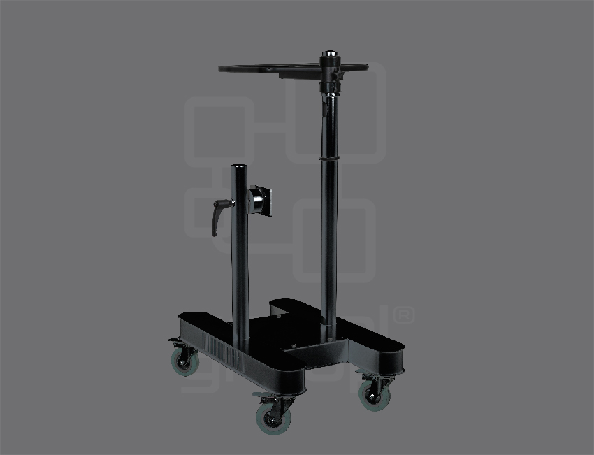 TAC | TERAHERTZ PEOPLE-SCREENING CAMERA | MOBILE STAND