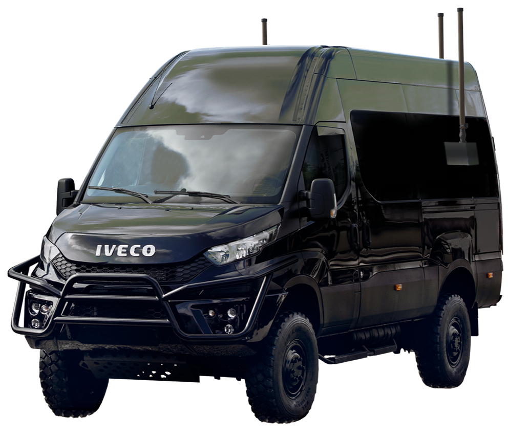 XWJ2 T | TACTICAL JAMMING SYSTEM