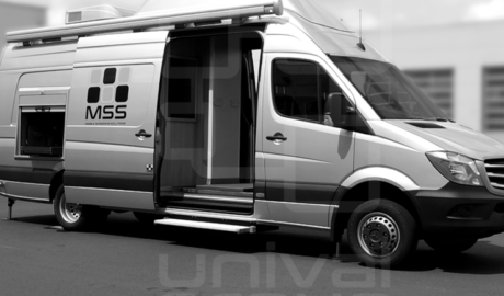 unival group | MSS | SCREENING VAN