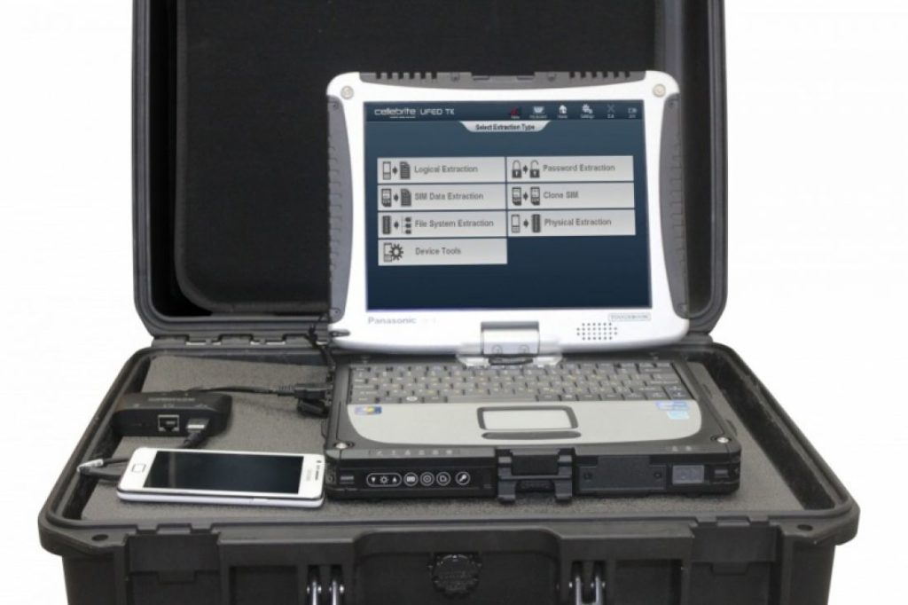 © unival group GmbH | UFED | UNIVERSAL FORENSIC EXTRACTION DEVICE