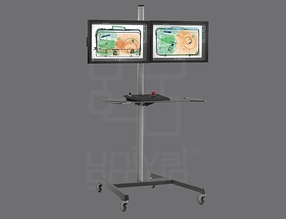 BV 180180DV | DUAL VIEW CARGO X-RAY SCANNER