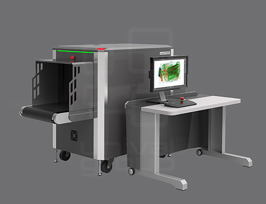 BV 6045 | BAGGAGE X-RAY SCANNER