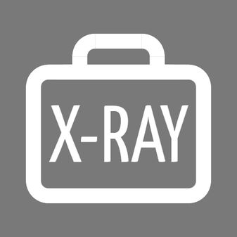 HIGH QUALITY X-RAY IMAGES.