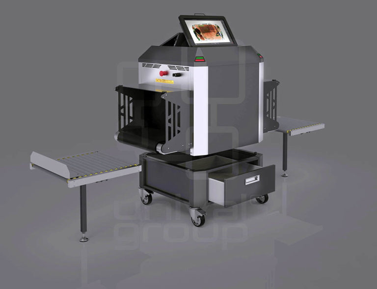 BV 5030CA   MOBILE X-RAY BAGGAGE INSPECTION SYSTEM