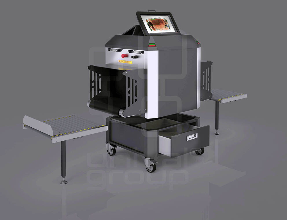 BV 5030CA | MOBILE X-RAY BAGGAGE INSPECTION SYSTEM