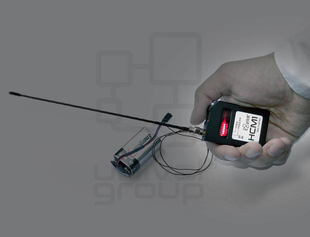 HCM1 | HANDHELD COUNTER-MONITORING DETECTOR