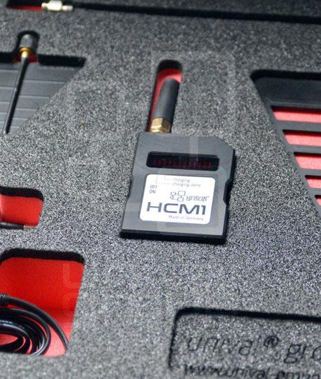 HCM1   HANDHELD COUNTER-MONITORING SYSTEM