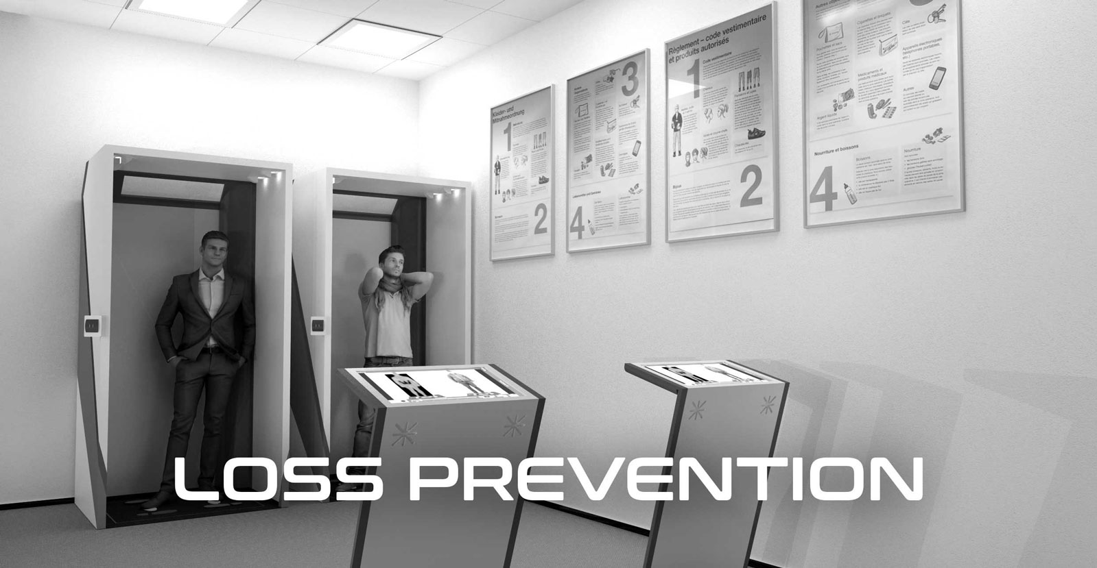 unival group | LOSS PREVENTION