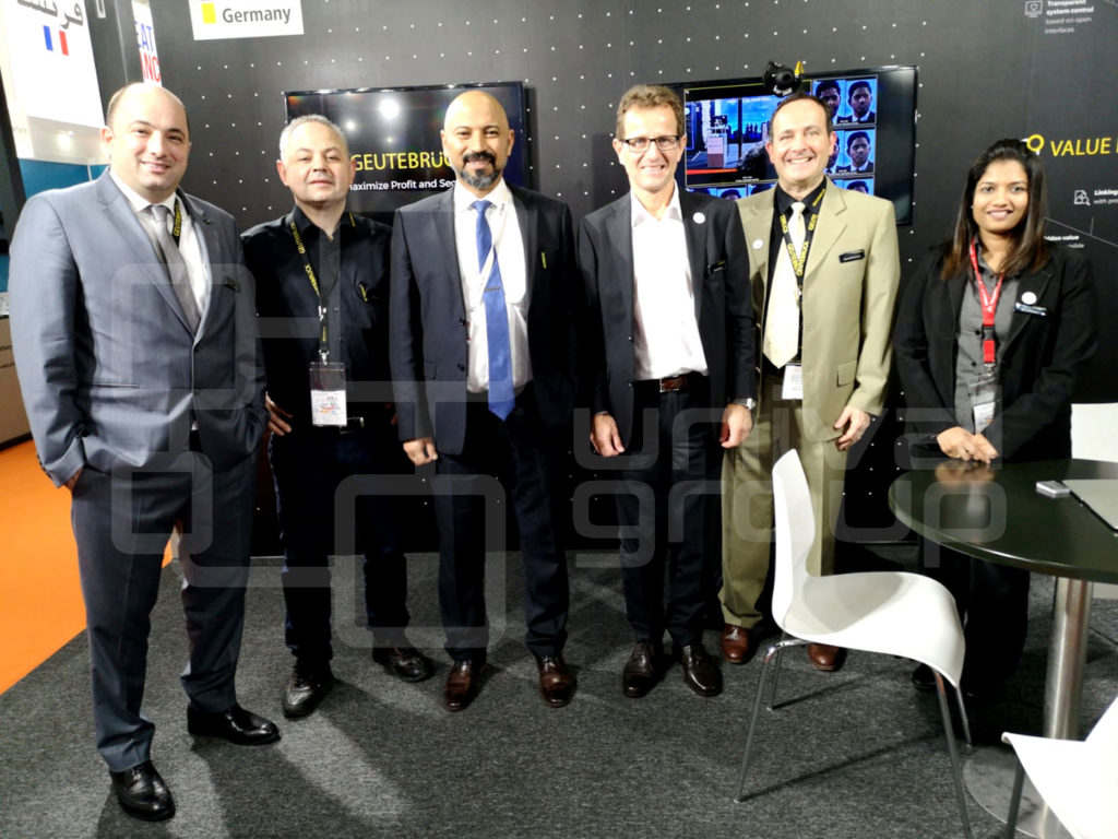 NEWS | unival | INTERSEC DUBAI The leading trade fair for security, safety & fire prevention