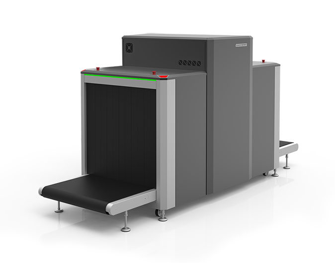 BV 100100 | LARGE X-RAY SCANNER