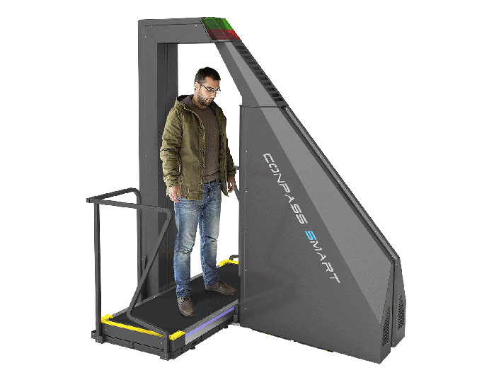 CONPASS SMART | X-RAY FULL BODY SCANNER