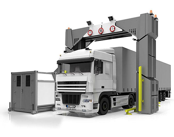 DTP 7500-320LV | TRUCK & CARGO SCANNER