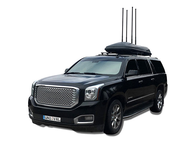 XWJ2 V | VEHICLE BORNE JAMMING SYSTEM