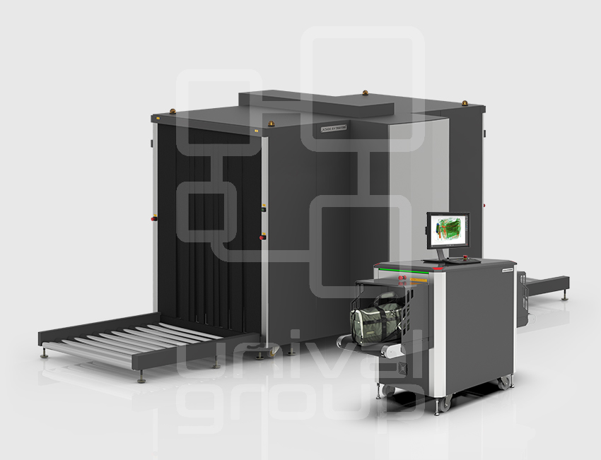 unival group | BAGGAGE & FREIGHT SCREENING
