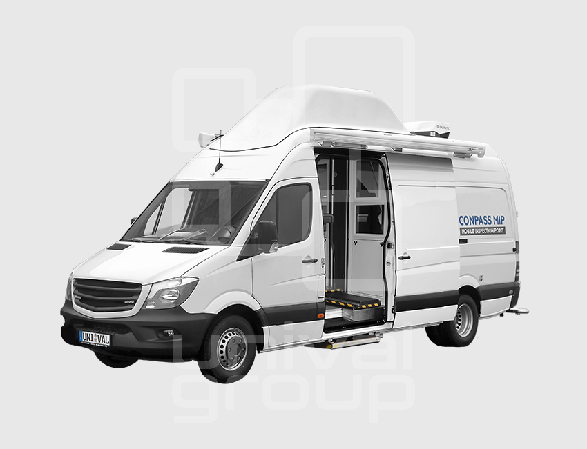 MIP | MOBILE INSPECTION POINT