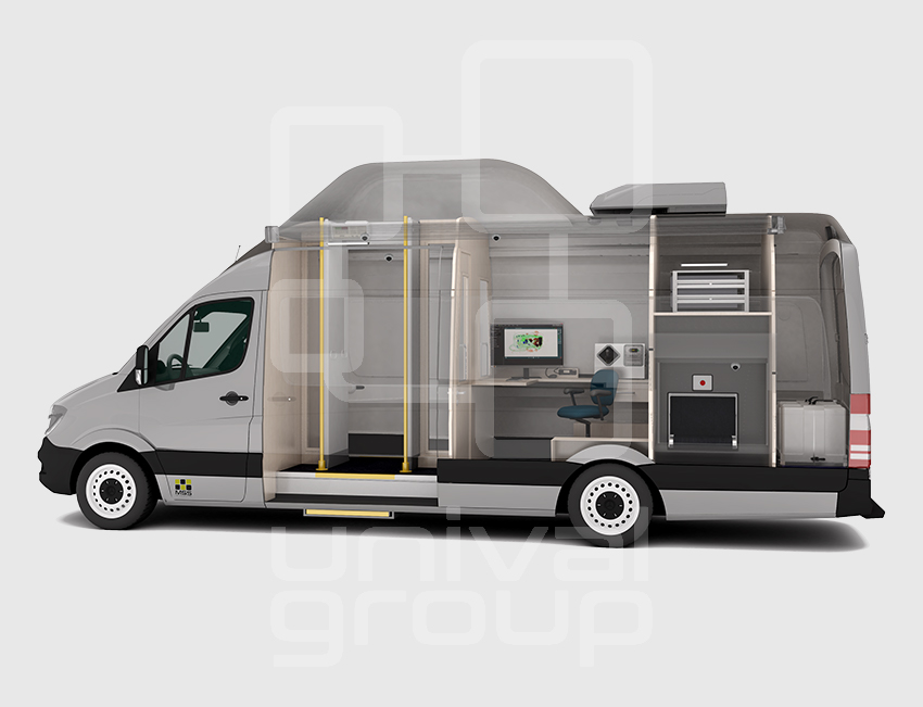 MSS | MOBILE SCREENING SOLUTION