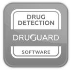 """DRUG DETECTION SOFTWARE """"DRUGUARD®"""""""