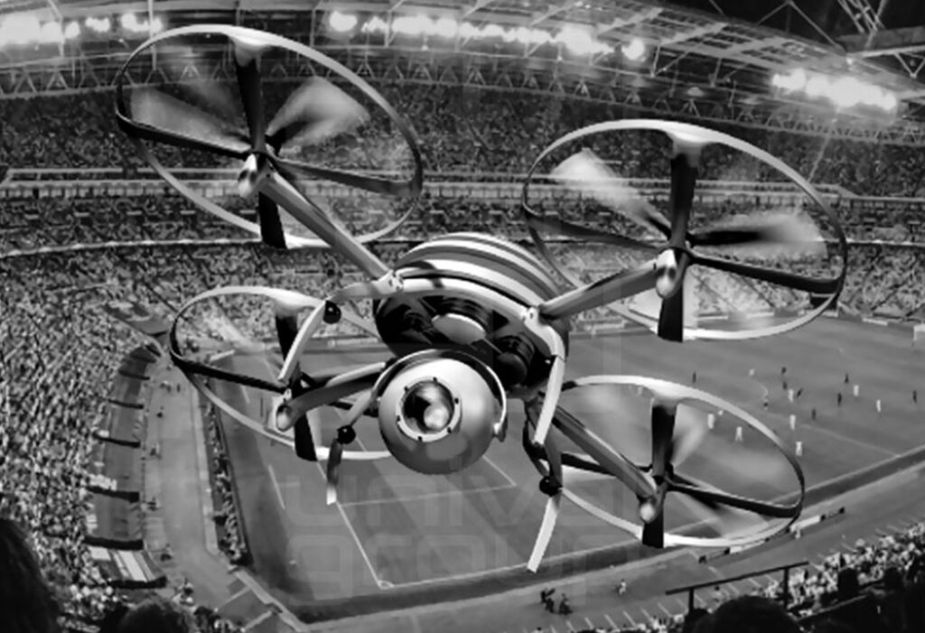 DRONE DEFENCE   unival group