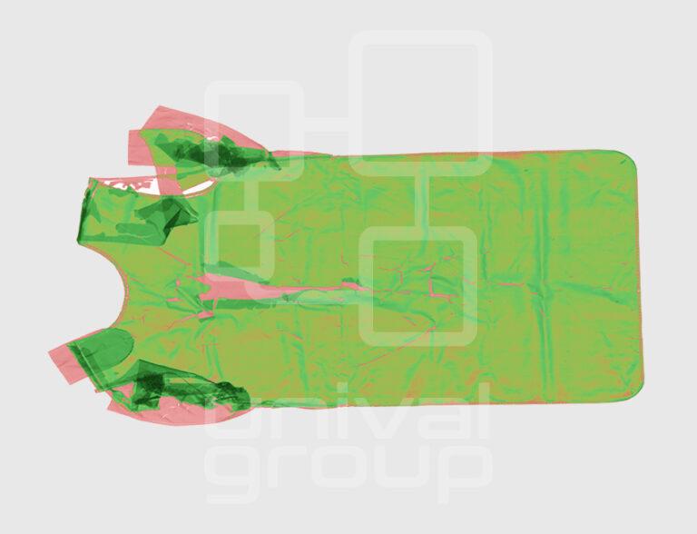 FLOWD 8020 - X-RAY SCAN OF LEAD COAT