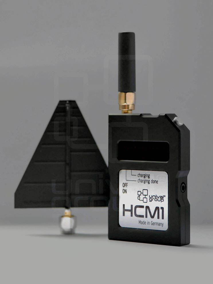 HCM1 | HANDHELD COUNTER-MONITORING DETECTOR WITH OMNI-DIRECTIONAL ANTENNA