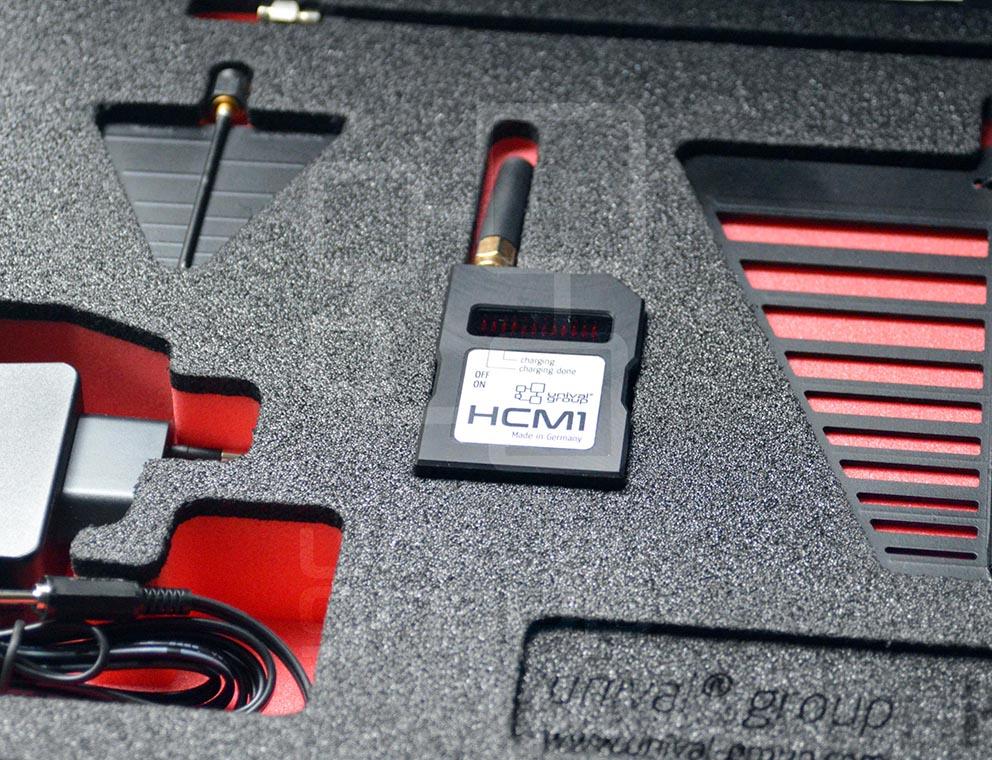 HCM1 | HANDHELD COUNTER-MONITORING DETECTOR COMPLETE SET