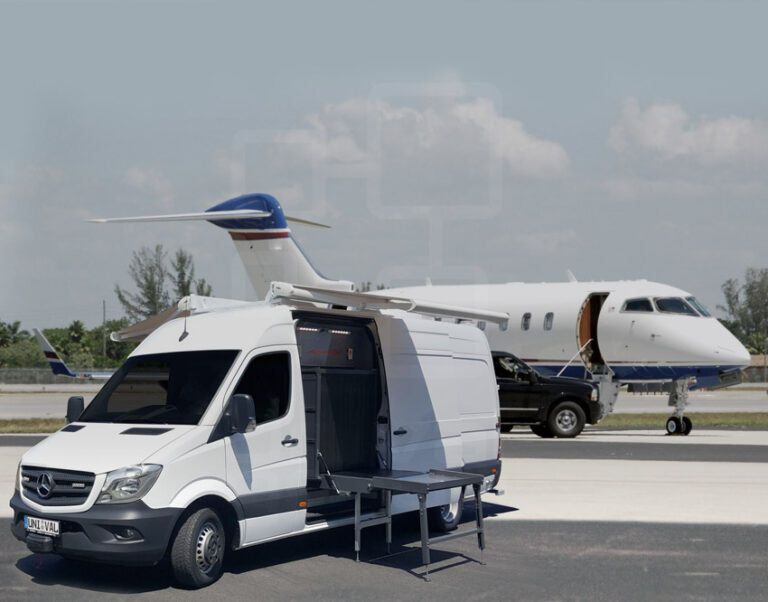 PRIVATE AIRPORT OPERATION