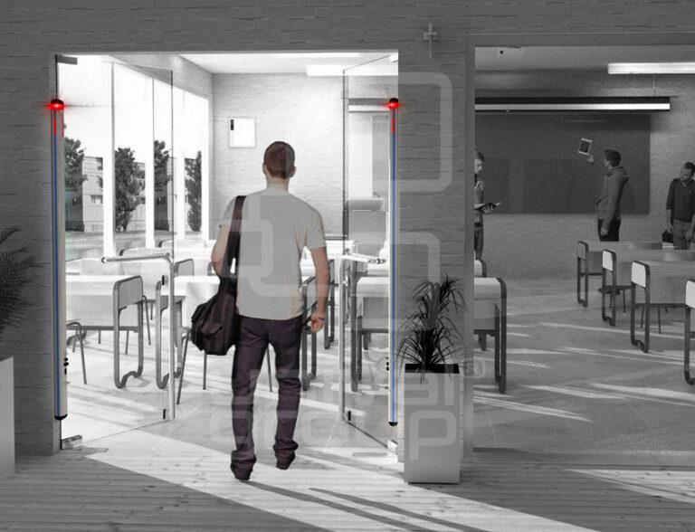 uniSCAN FMD 900 | DEPLOYMENT IN SCHOOL