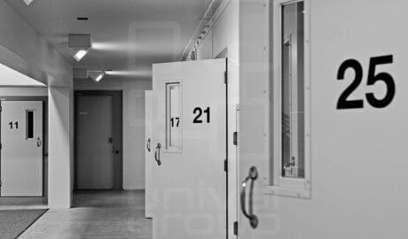PRISON SECURITY